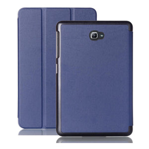 Tri Fold Flip Cover For Samsung Galaxy Tab A - iPhone-Cases.org