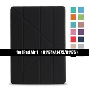 Tri Fold Flip Stand Cover - iPhone-Cases.org
