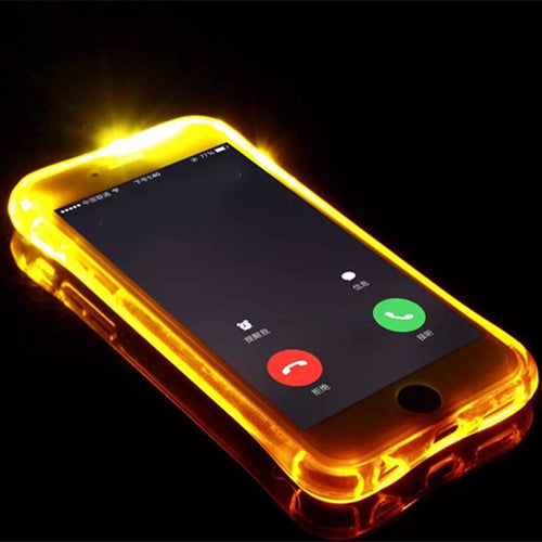 LED Light Reflective iPhone Case - iPhone-Cases.org