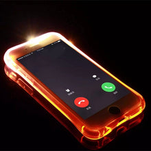 Load image into Gallery viewer, LED Light Reflective iPhone Case - iPhone-Cases.org
