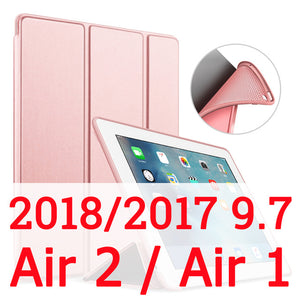 PU Leather iPad Air Smart Case - iPhone-Cases.org