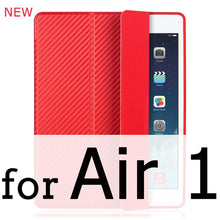 Load image into Gallery viewer, PU Leather iPad Air Smart Case - iPhone-Cases.org