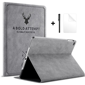 iPad Leather Magnetic Stand Case - iPhone-Cases.org