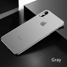 Load image into Gallery viewer, Thin Matte Shell Shockproof iPhone Case - iPhone-Cases.org
