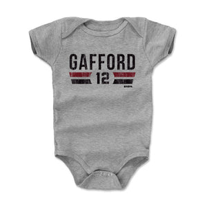 Daniel Gafford Kids Baby Onesie | 500 LEVEL