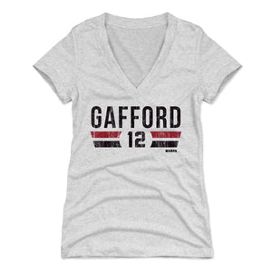 Daniel Gafford Women's V-Neck T-Shirt | 500 LEVEL