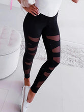 Load image into Gallery viewer, High-Waist Tight Sports Yoga Pants