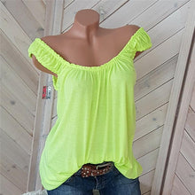 Load image into Gallery viewer, Fashion Round Neck Sleeveless Loose Blouse