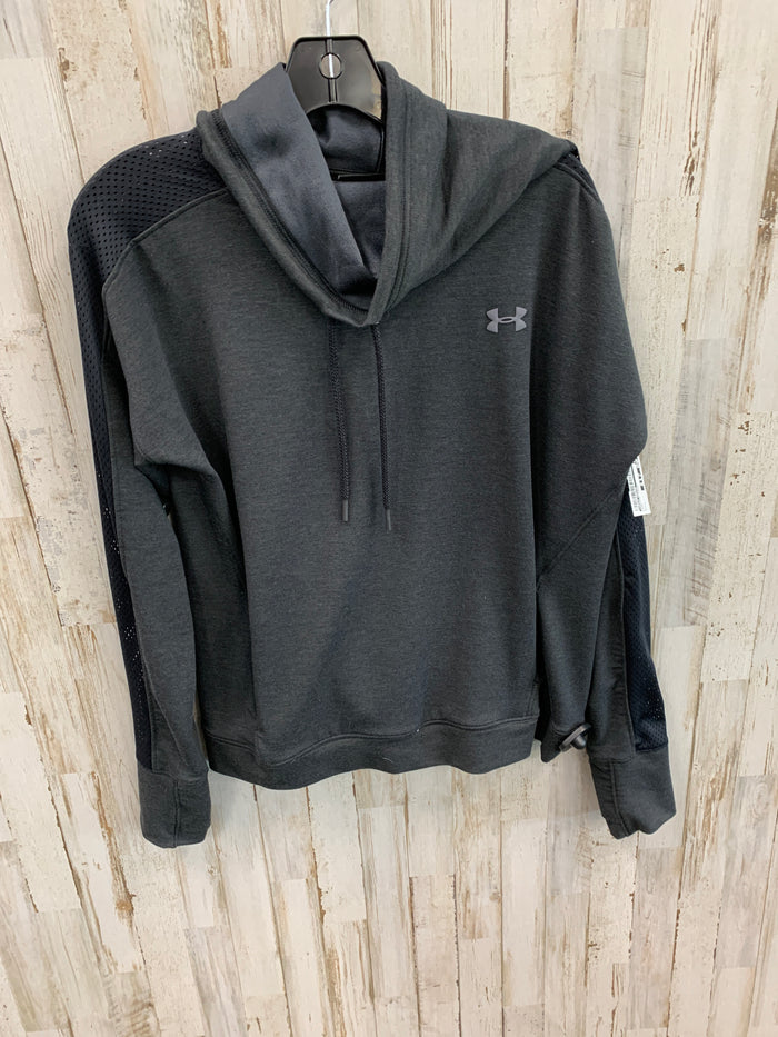 Athletic Jacket By Under Armour  Size: L