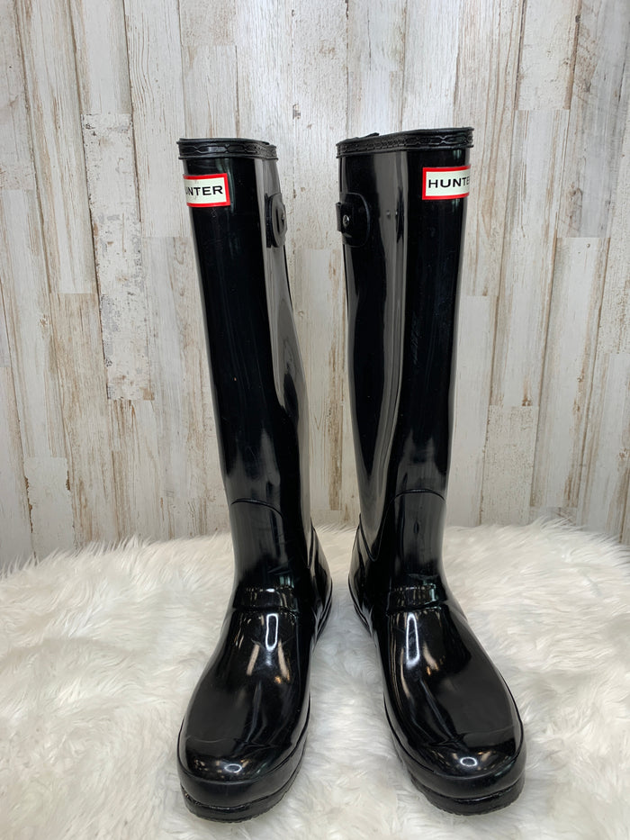 Boots Rain By Hunter  Size: 8