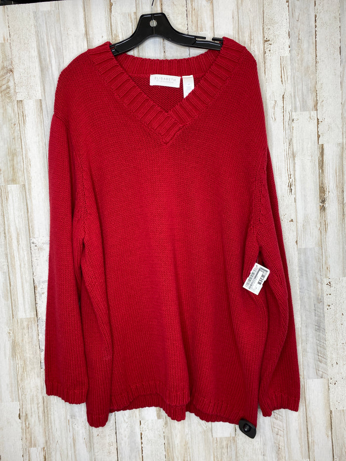Sweater Heavyweight By Liz Claiborne  Size: 3x