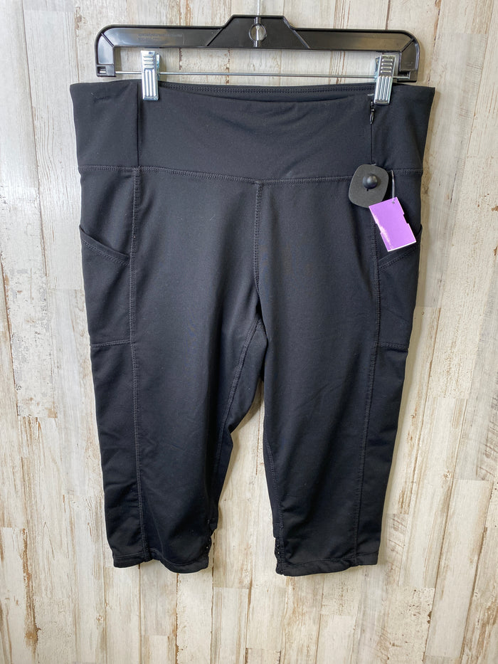 Athletic Capris By Clothes Mentor  Size: L