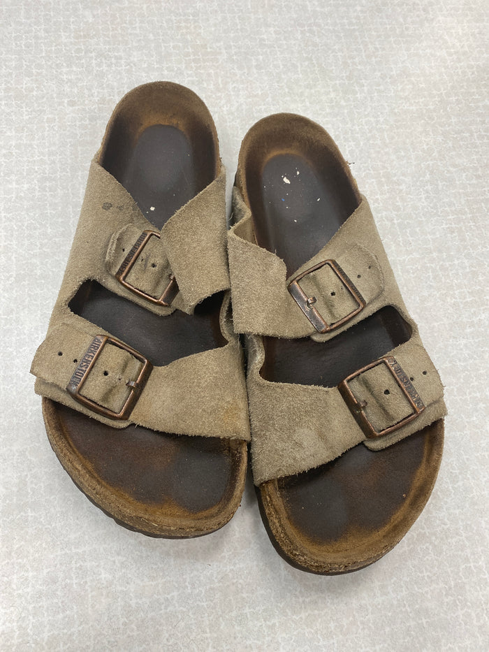 Sandals Flat By Birkenstock  Size: 8