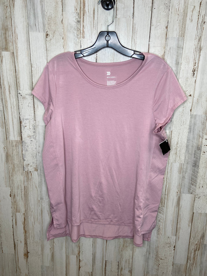 Athletic Top Short Sleeve By Clothes Mentor  Size: L