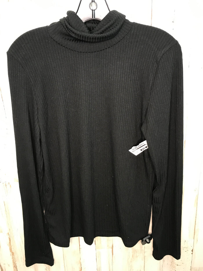 Top Long Sleeve By Madewell  Size: Xl