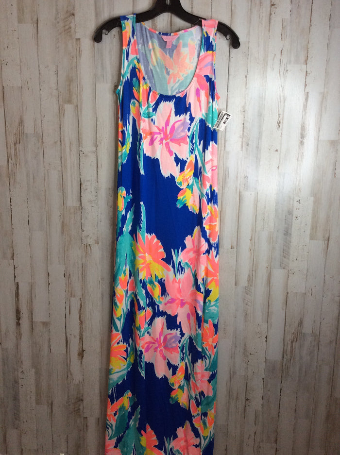 Dress Long Sleeveless By Lilly Pulitzer  Size: S