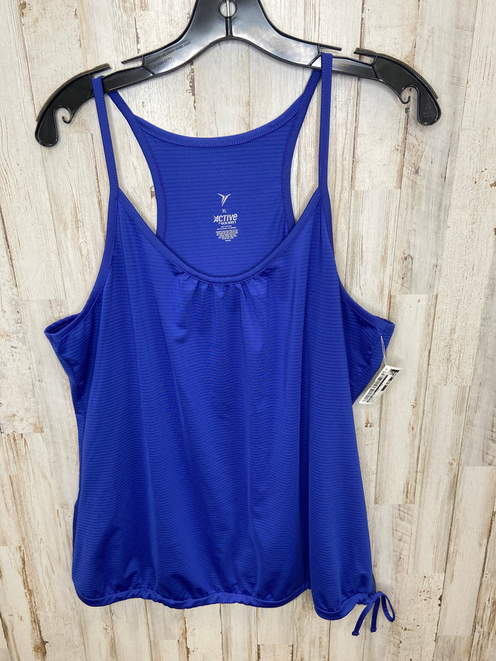 Athletic Tank Top By Old Navy  Size: Xl