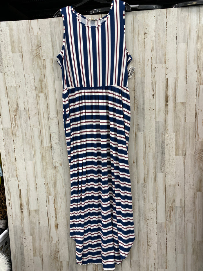 Dress Long Sleeveless By Clothes Mentor  Size: Xxl