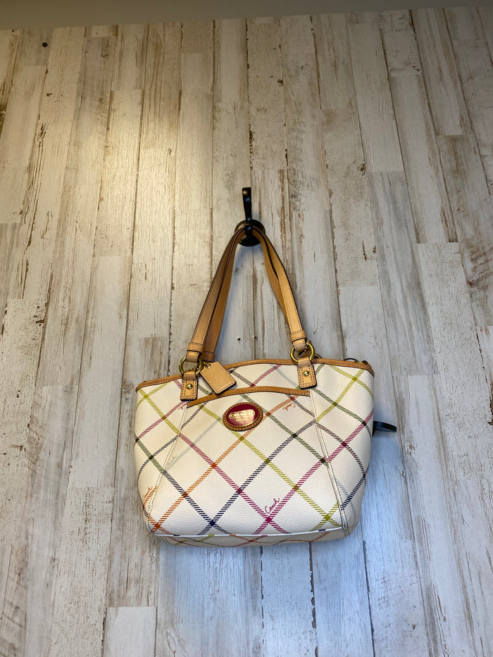 Handbag Designer By Coach  Size: Small