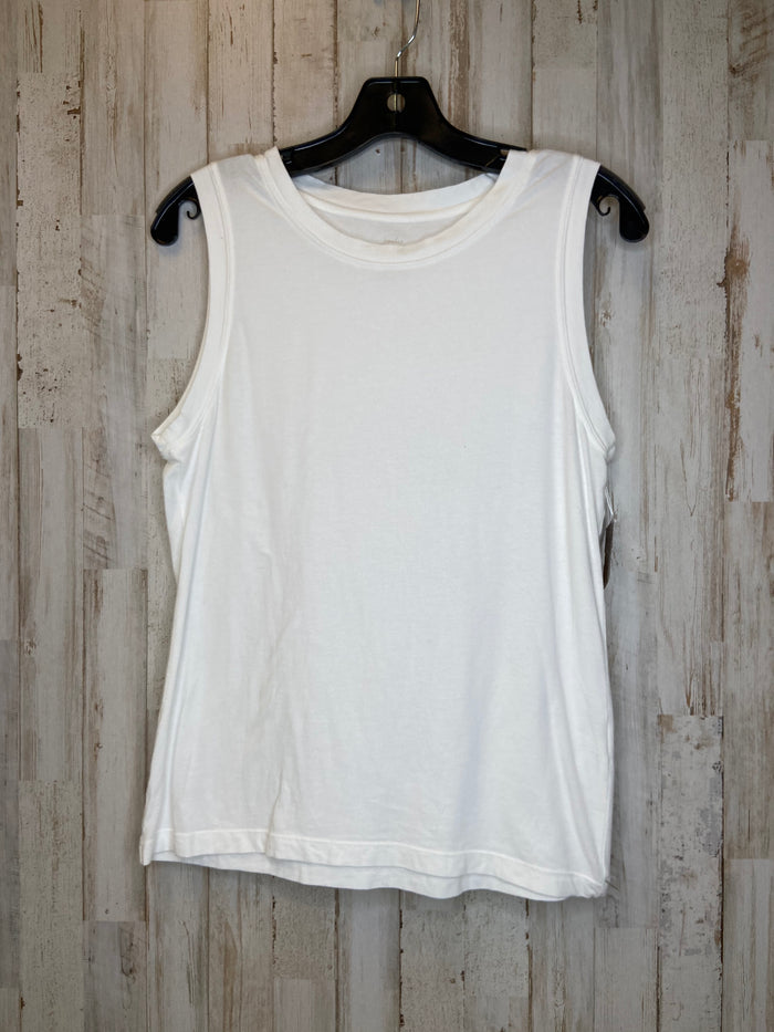 Top Sleeveless By Banana Republic  Size: S