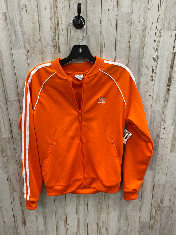 Athletic Jacket By Adidas  Size: S