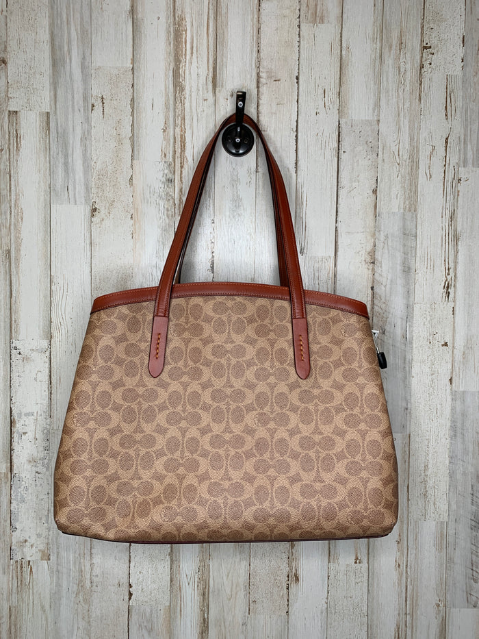 Handbag Designer By Coach  Size: Large