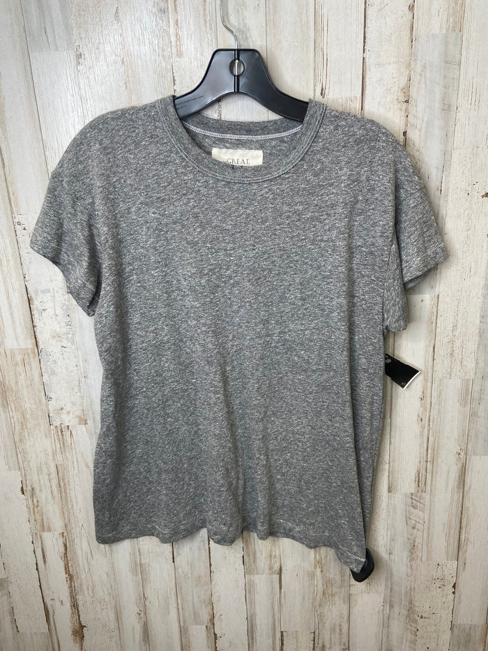 Top Short Sleeve By Cmc  Size: Xs