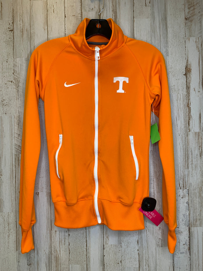 Athletic Jacket By Nike  Size: Xs