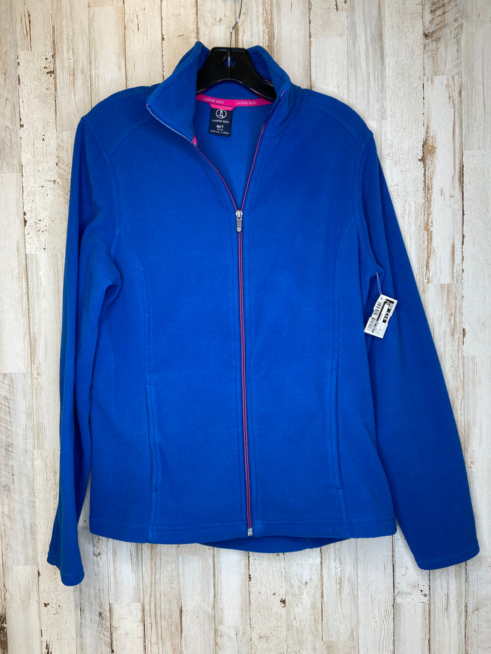 Sweatshirt Hoodie By Lands End  Size: M