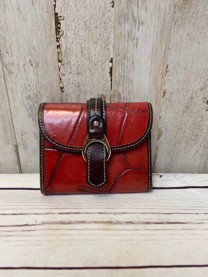 Wallet By Dooney And Bourke  Size: Small