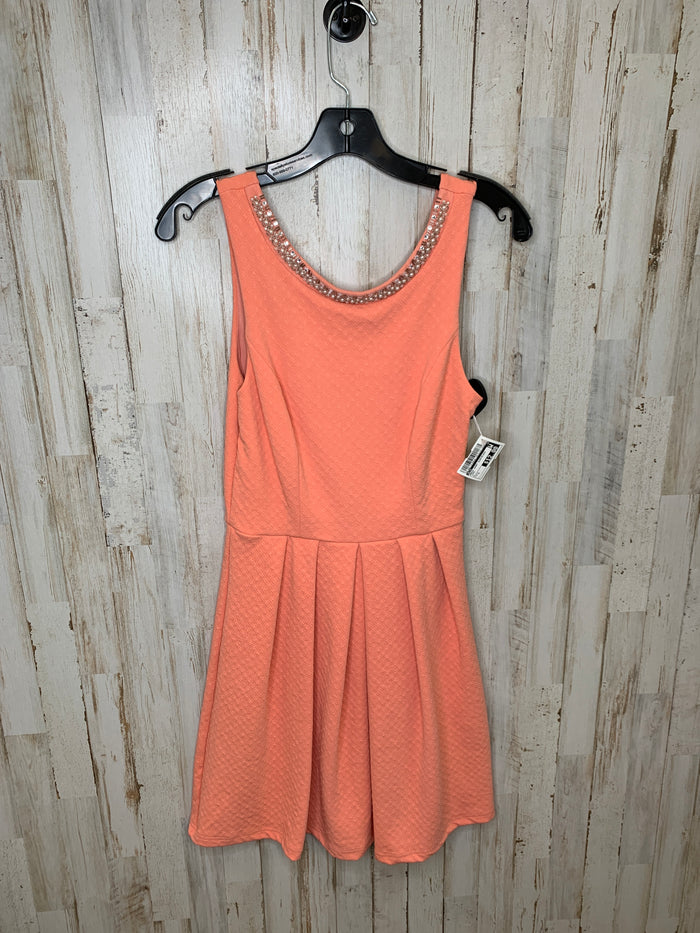 Dress Short Sleeveless By Alya  Size: S