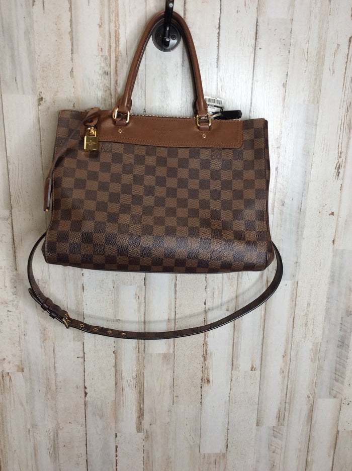 Handbag Designer By Louis Vuitton  Size: Medium
