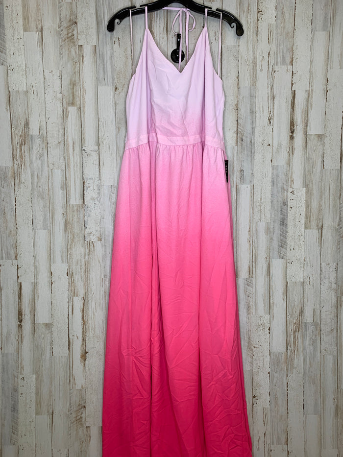 Dress Long Sleeveless By Express  Size: Xl