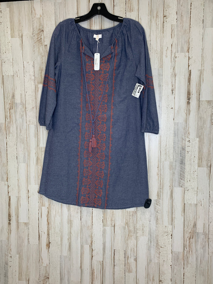 Dress Short Long Sleeve By Charming Charlie  Size: M