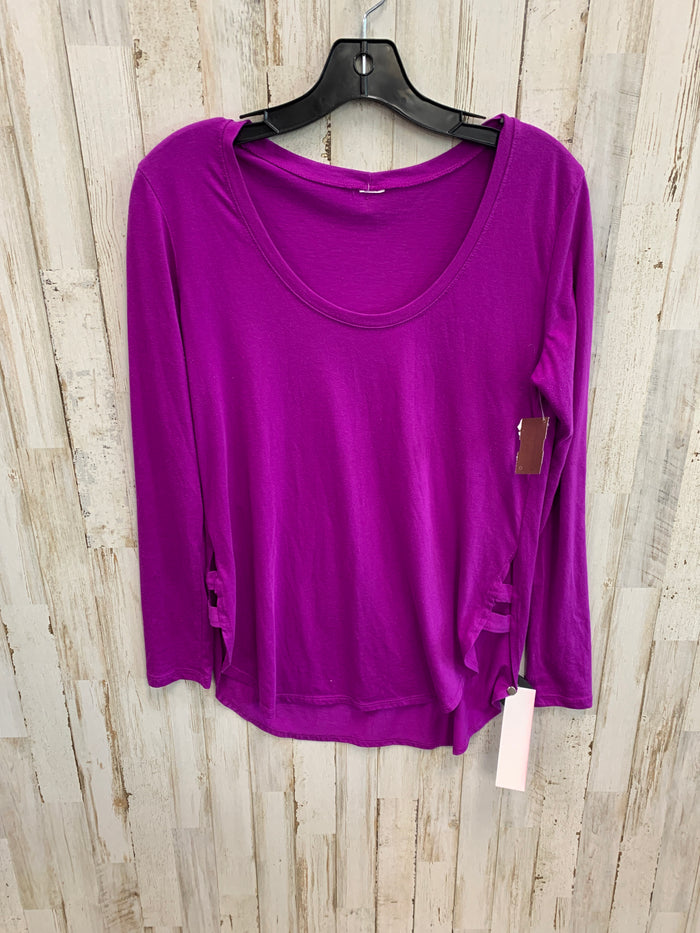 Top Long Sleeve Basic By Fabletics  Size: S