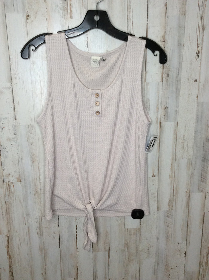 Top Sleeveless By Paper Crane  Size: M
