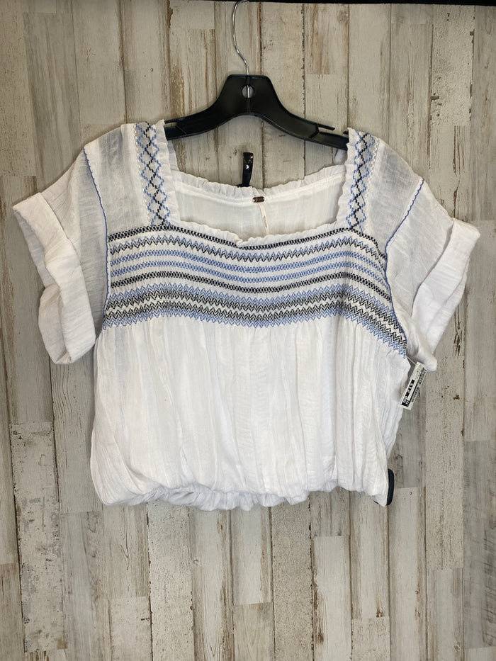 Top Short Sleeve By Free People  Size: S