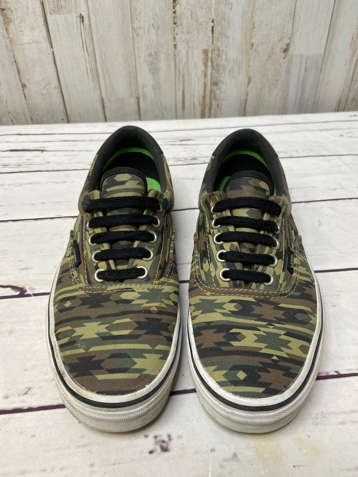 Shoes Athletic By Vans  Size: 9.5