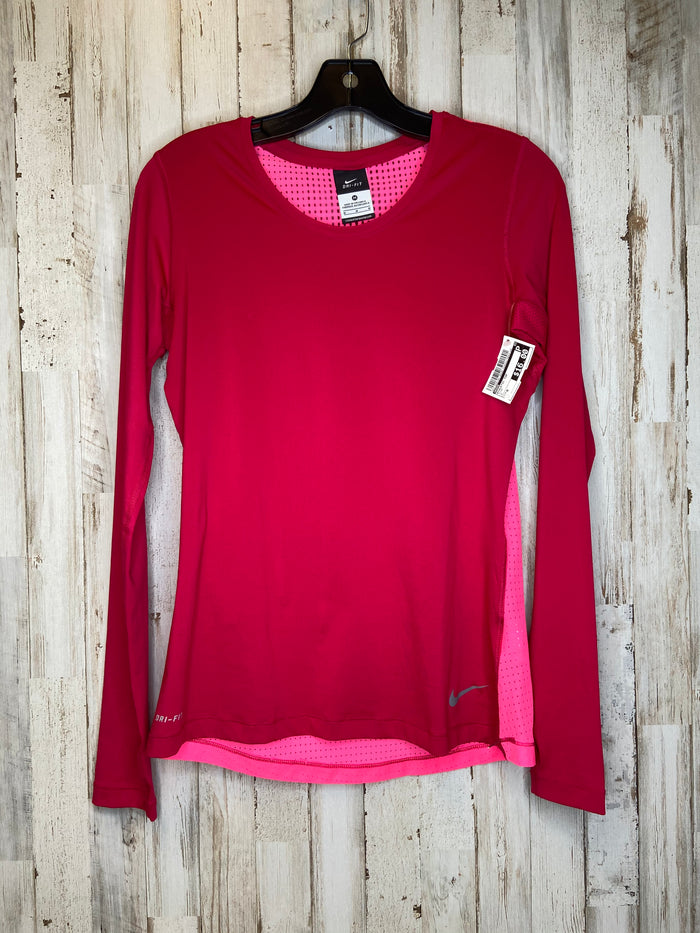Athletic Top By Nike  Size: M