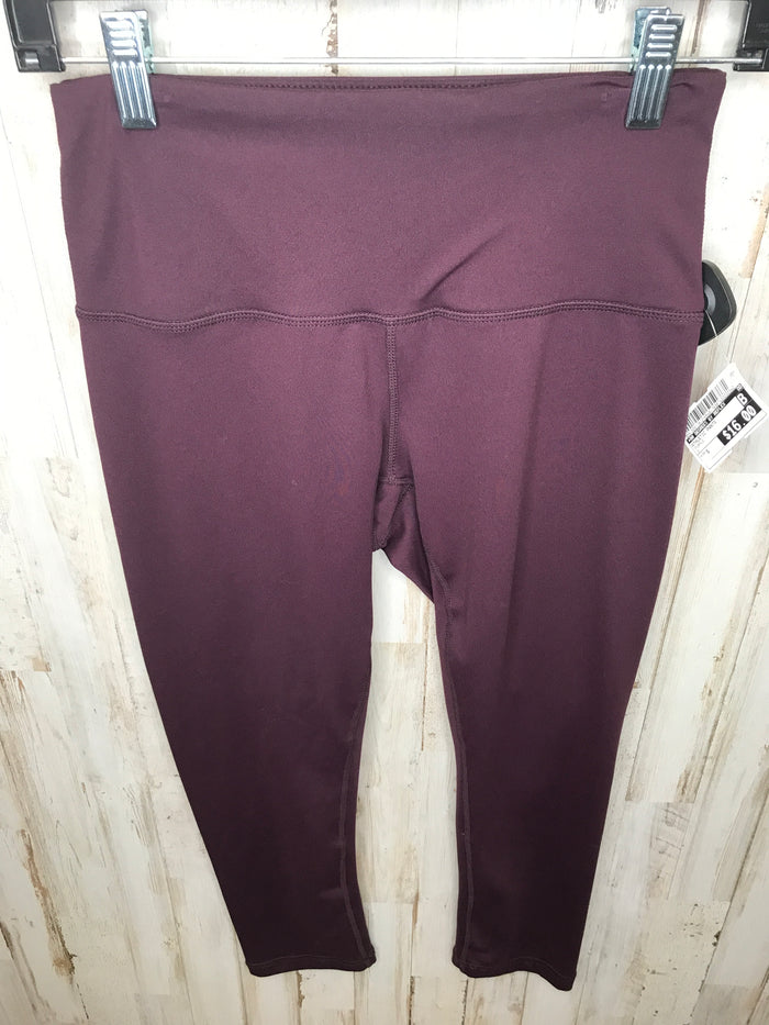 Athletic Pants By 90 Degrees By Reflex  Size: S