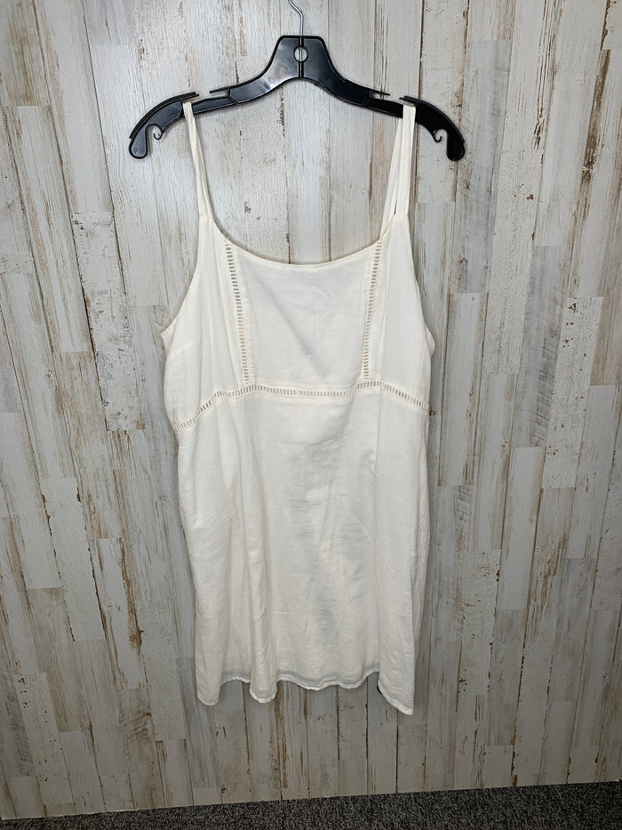 Dress Short Sleeveless By Old Navy  Size: L