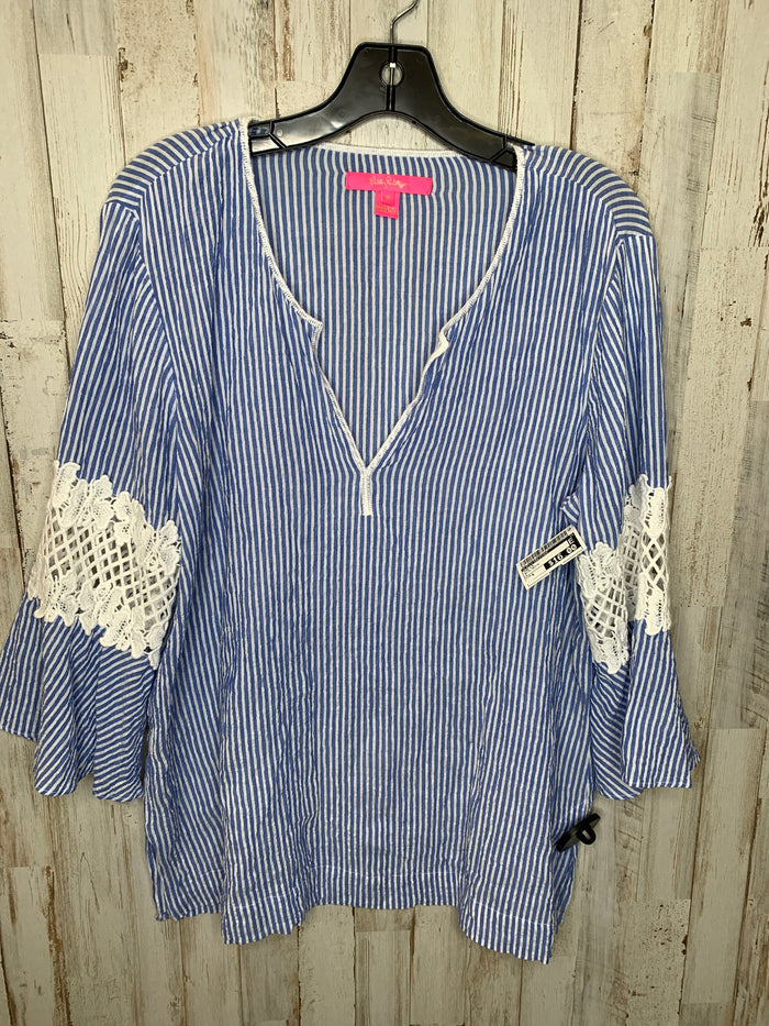 Top Long Sleeve By Lilly Pulitzer  Size: S