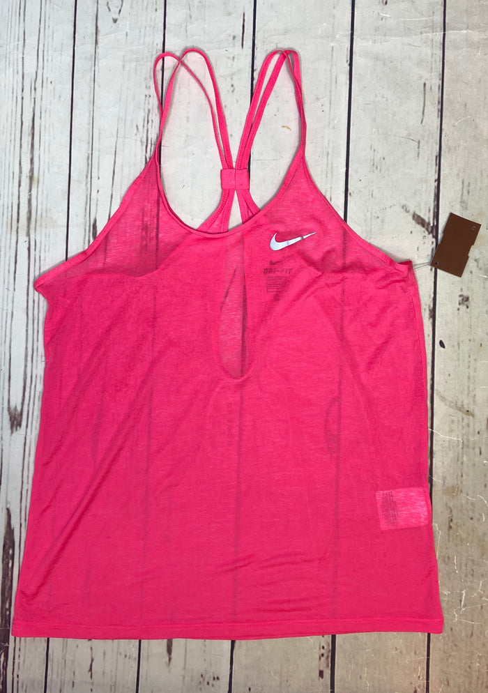 Athletic Tank Top By Nike Apparel  Size: S
