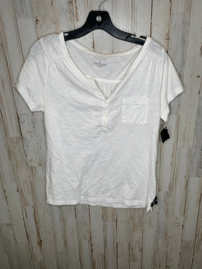 Top Short Sleeve By Sonoma  Size: M
