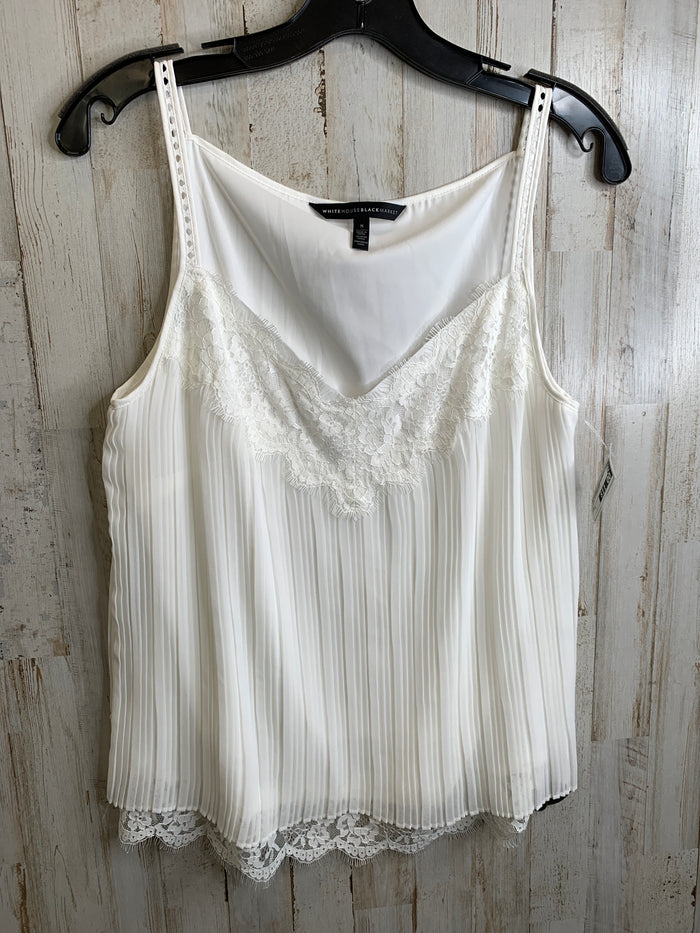 Top Sleeveless By White House Black Market  Size: S