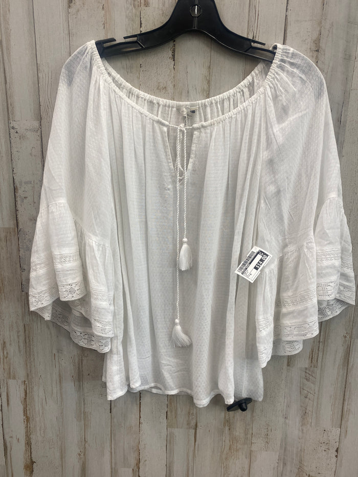 Top Long Sleeve By Lucky Brand  Size: M
