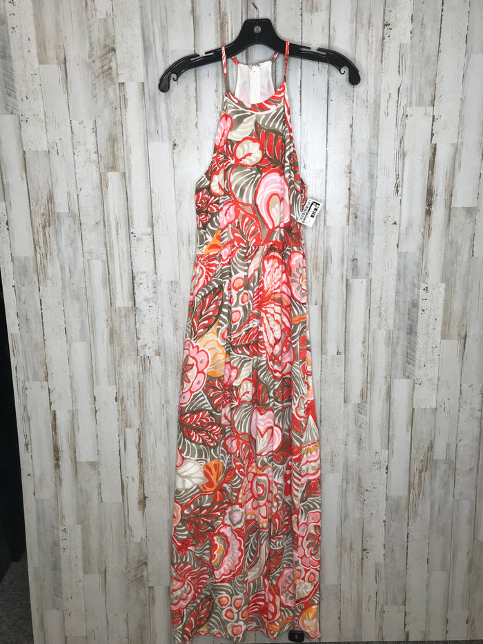 Dress Long Sleeveless By Ann Taylor Loft  Size: Xs
