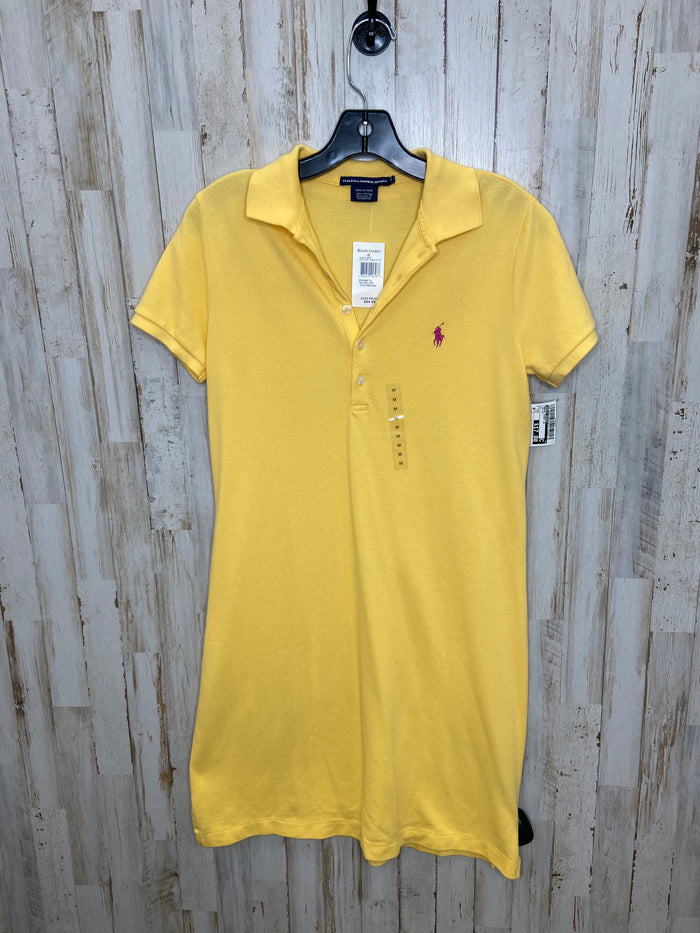 Dress Short Short Sleeve By Ralph Lauren  Size: M