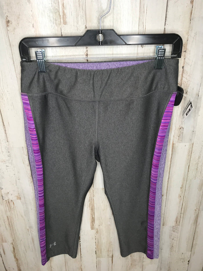 Athletic Capris By Under Armour  Size: M