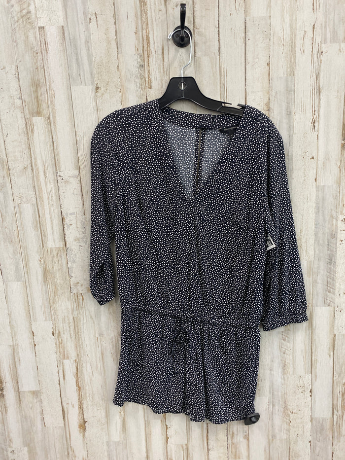 Dress Short Long Sleeve By Banana Republic O  Size: Xs